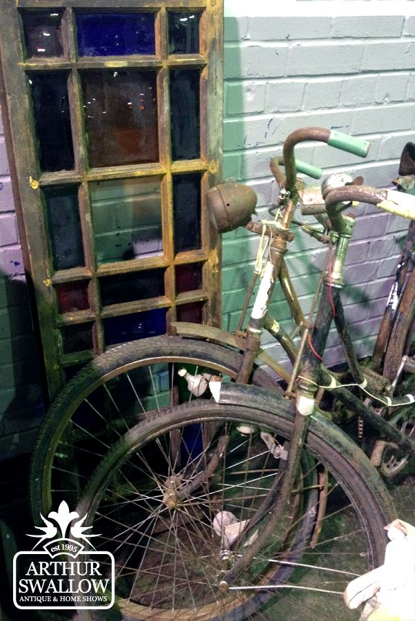 Donington Antiques Market February 2015