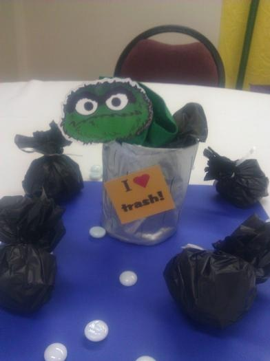 Hostess With The Mostess®   Sesame Street Baby Shower