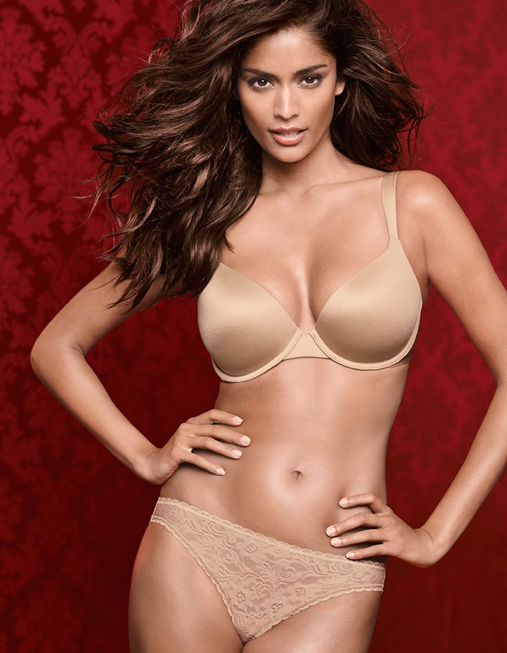 The anti-aging bra with a top shaping pad that eliminates gaps!