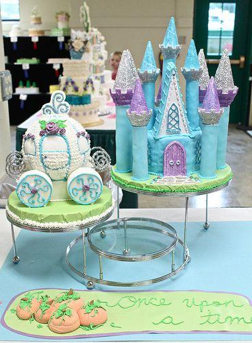 Indiana State Fair Winning Cakes.
