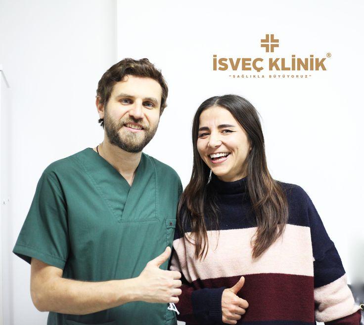 zirkonyum tedavisi ile mükemmel gülümseme #isveçklinik #diş #gülümseme #smile #zirkonyum #implant