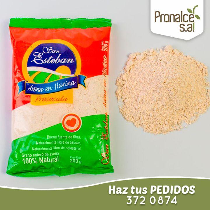 Misión #Pronalce: Deleitar responsablemente con alimentos saludables.