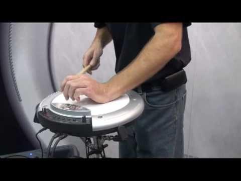 Korg WAVEDRUM demo with Geoffrey Brown.mp4 - YouTube