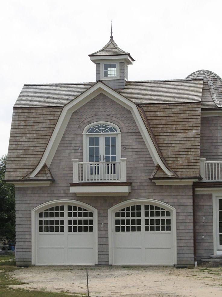 Pin by clopay garage doors and entry doors on east coast for Barn style garages