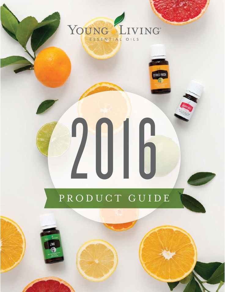 2016 US Product Guide v.1 The 2016 Product Guide is an A-Z reference for all Young Living products. With prices, informative features, how-to-use tips, and detailed descriptions, the Product Guide makes it easy for you to learn about and share Young Living Products!