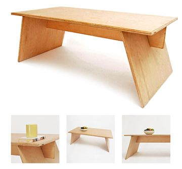 plans building a simple coffee table