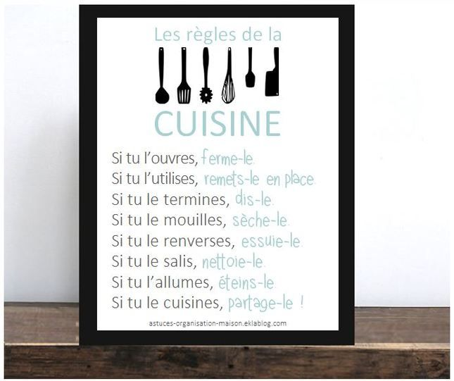 les 25 meilleures id es de la cat gorie citation cuisine sur pinterest citations de cuisine. Black Bedroom Furniture Sets. Home Design Ideas