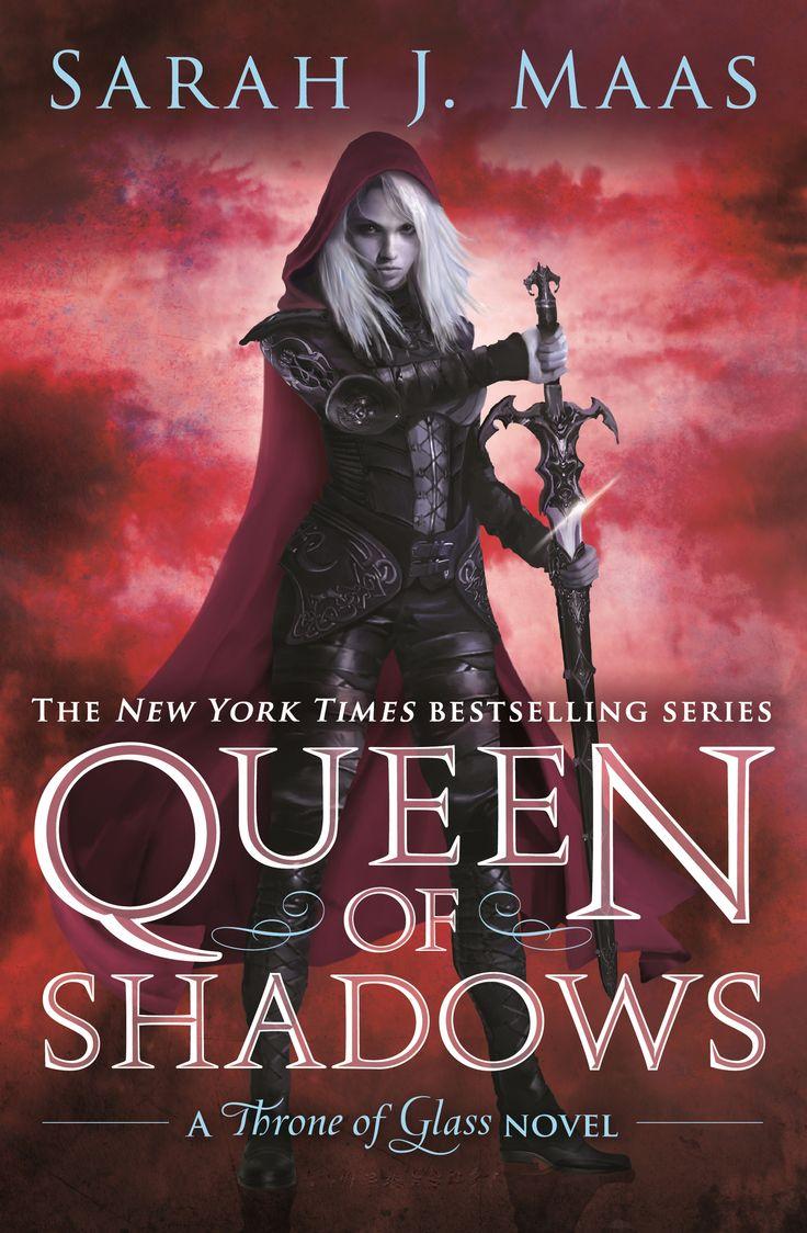 Queen Of Shadows Sarah J Maas