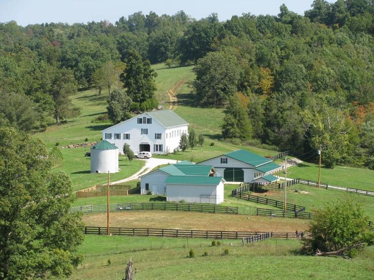 403 acres in breckinridge county kentucky country barns