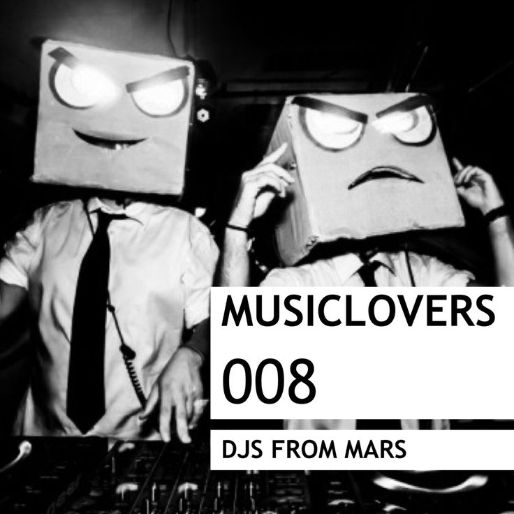 MusicLovers #008 – by Djs From Mars – MusicLovers