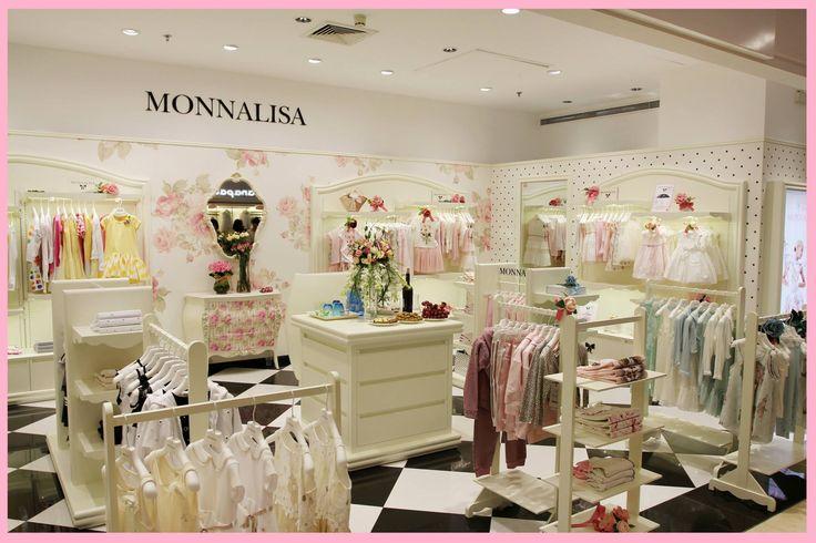 MONNALISA Boutique  ideas almacenes  Pinterest  Boutiques