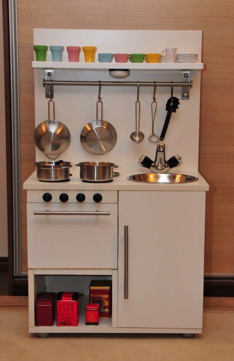 Ikea hacked Toddler Kitchen