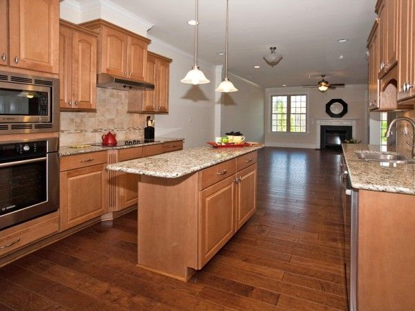 Maple Cabinets Tile Backsplash Google Search For The