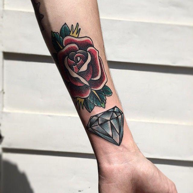 Mango hose tattoo