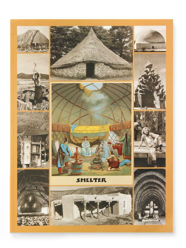 Shelter is many things - a visually dynamic, oversized compendium of organic architecture past and present; a how-to book that includes over 1,250 illustrations; and a Whole Earth Catalog-type sourceb