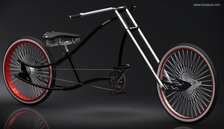IronShark Gondwana - Custom Bike