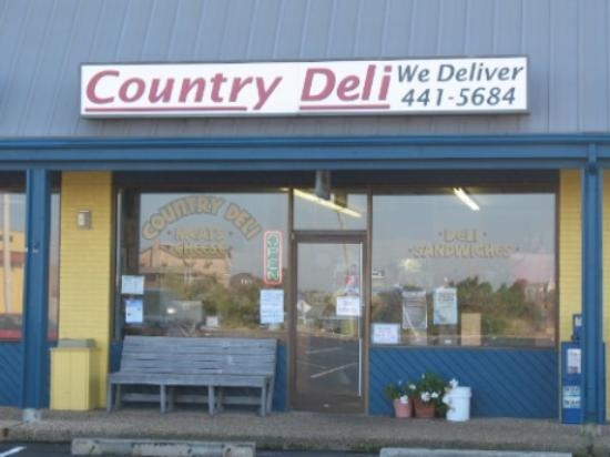 Country Deli - super subs, delivery