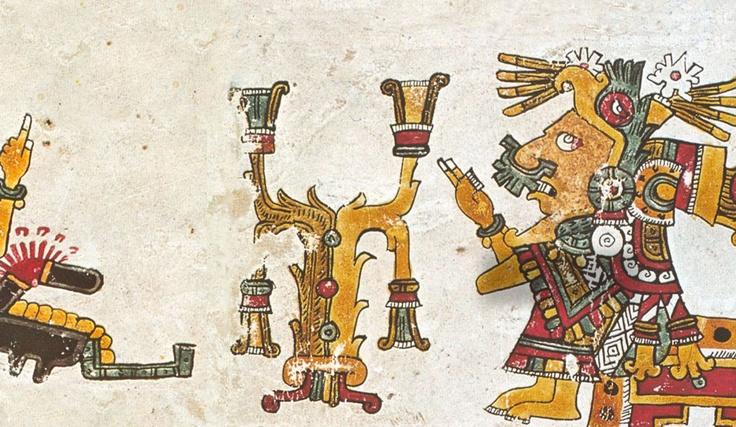 Verhalen zonder woorden  Het beeldhandschrift van de Mixteken is uniek: met één plaatje konden zij dingen vertellen waar wij meerdere regels tekst voor nodig hebben. Met dit handschrift vertelden ze verhalen, bijvoorbeeldover koningsdrama's, en stelden ze een kalender op. Maarten Jansen neemt je mee in een van de oudste stripverhalen ter wereld.