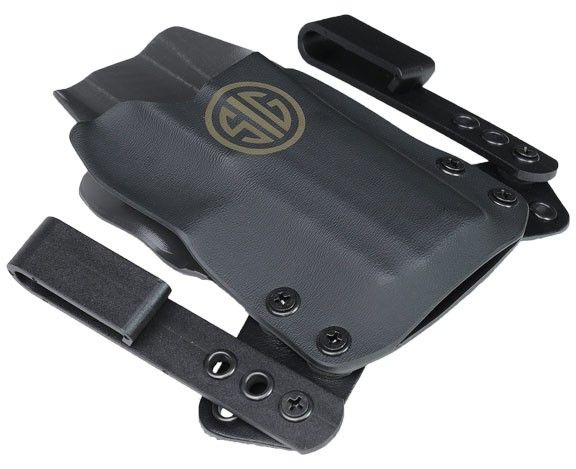 SIG SAUER P320F IWB Tactical Holster from Black Point Tactical