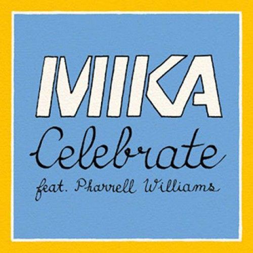 Mika & Pharrell Williams – Celebrate | New Music