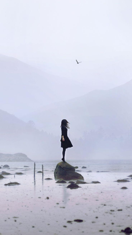 Pin Oleh Beenadzier Nadzier Di Galau Pemandangan Pemandangan Anime Pemandangan Khayalan