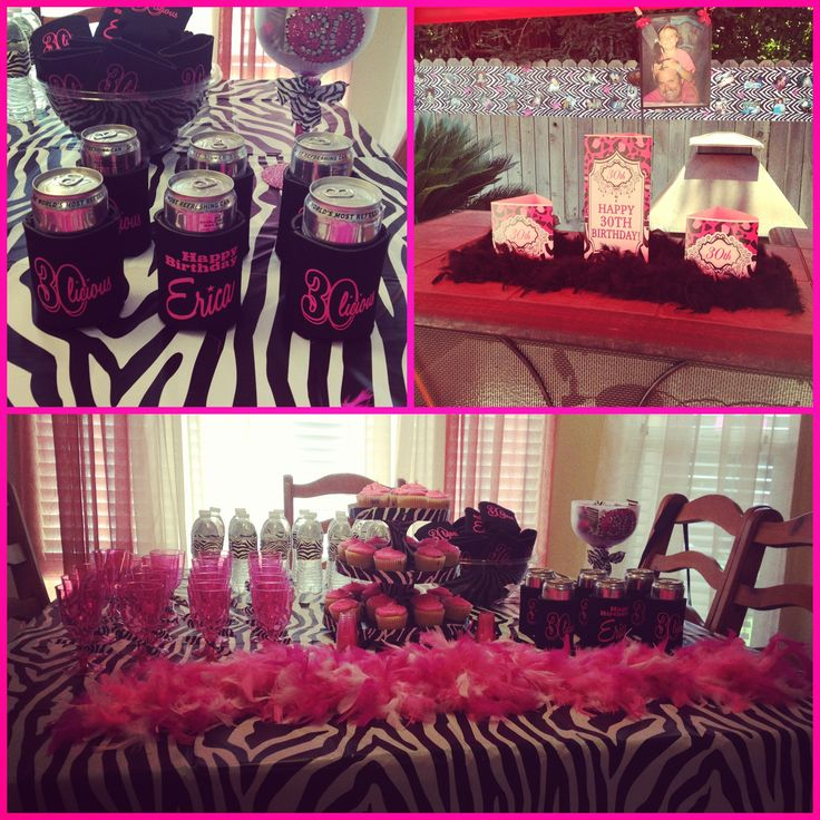 1000 images about flirty dirty 30 on pinterest 30th for 30 birthday decoration ideas