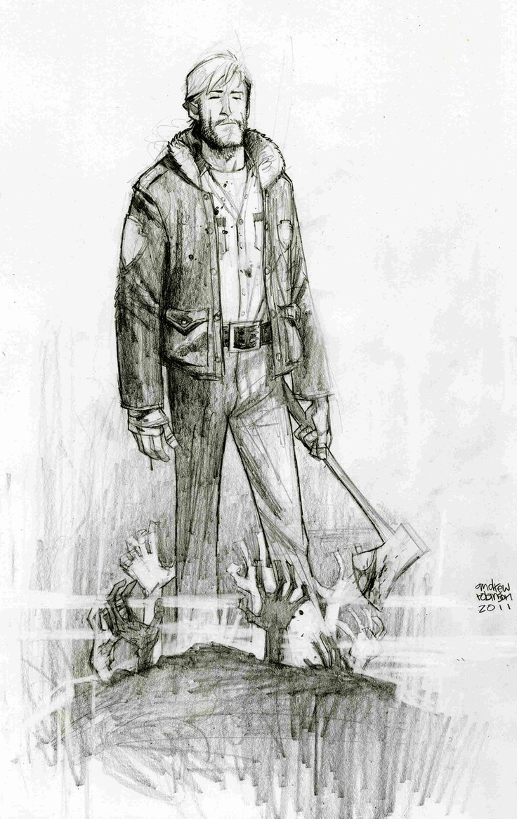 Rick Grimes - The Walking Dead - Andrew Robinson | The ...