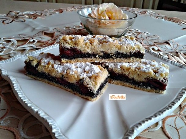 Krehké makovo-višňové koláče (fotorecept) - obrázok 13