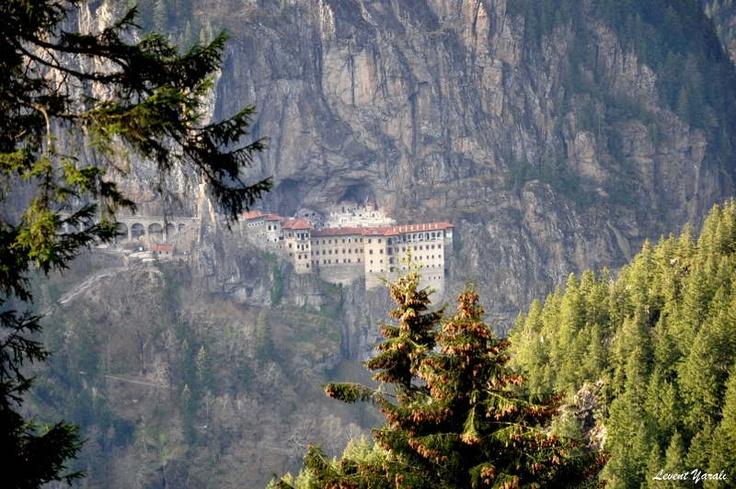 Sumela Manastiri, Trabzon, Turkey