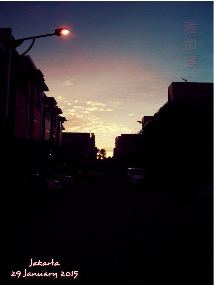 Jakarta Yesterday (昨日雅加達)