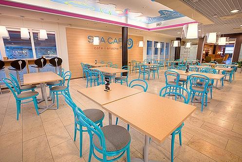 Spa Café — Kalajoki http://www.visitkalajoki.fi/fi/yritykset/kalajoki-resort-kylpylahotelli/spa-cafe #kalajoki #cafe # spa #snacks