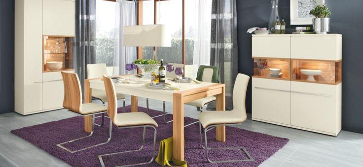 Modern Dining Room Ideas: White Modern Dining Room Ideas Furniture ~ interhomedesigns.com Dining Room Designs Inspiration