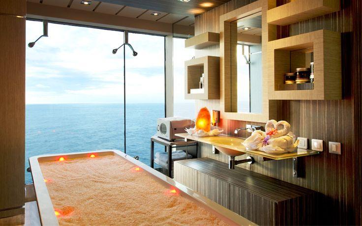 17 Best Msc Aurea Spa Images On Pinterest Spa Home