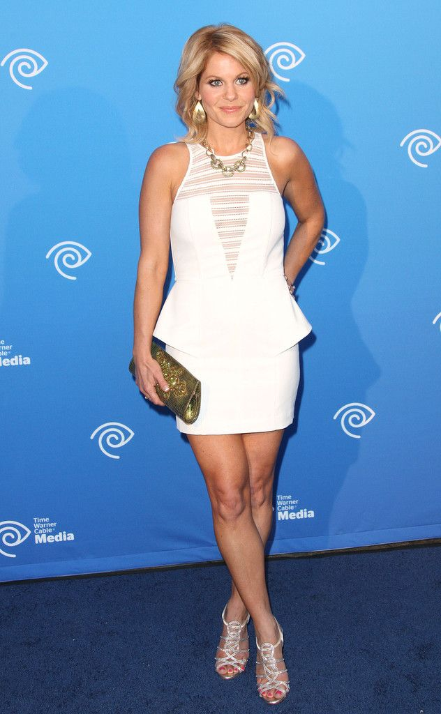 """Candace Cameron Bure Photos Photos - Time Warner Cable Media's """"Cabletime"""" Upfront Event - Zimbio"""