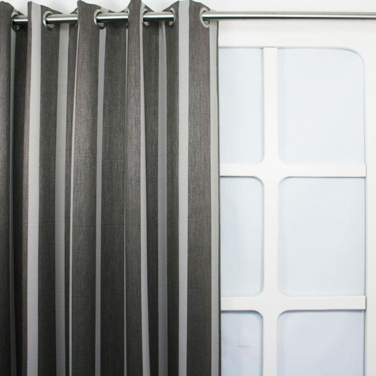 1000 idee n over streep gordijnen op pinterest zwart for Gordijnen zwart