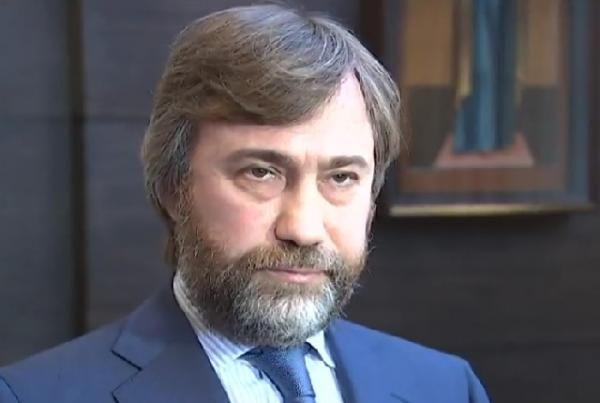 Экс-регионалу Новинскому, похоже, мягко намекают: пора «валить» из страны   Grom.