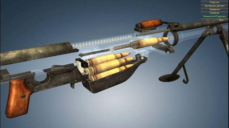 Противотанковое самозарядное ружьё обр. 1941 г. системы Симонова — ПТРС 41