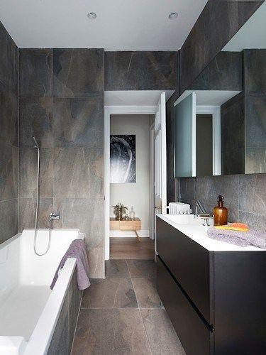 Die besten 25+ Scandinavian bathtubs Ideen auf Pinterest Moderne - modernes badezimmer design