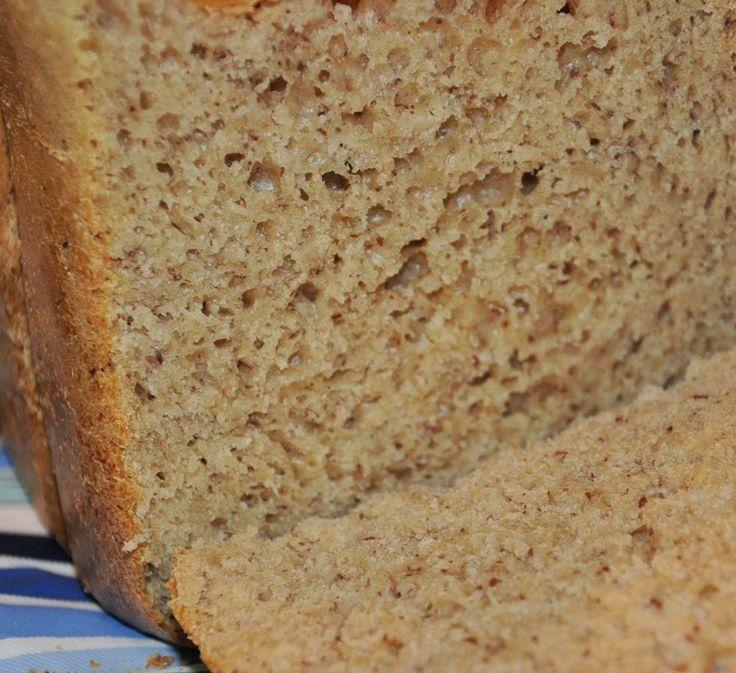Pão de Espelta - Máquina de Pão