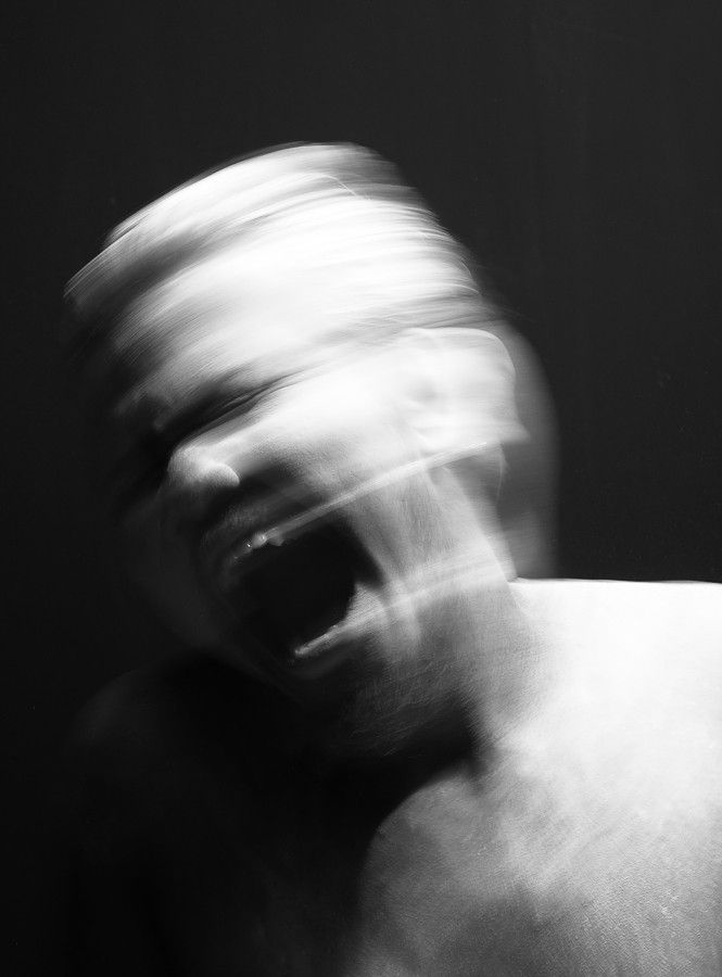 scream motion by Rengga Marantica on 500px