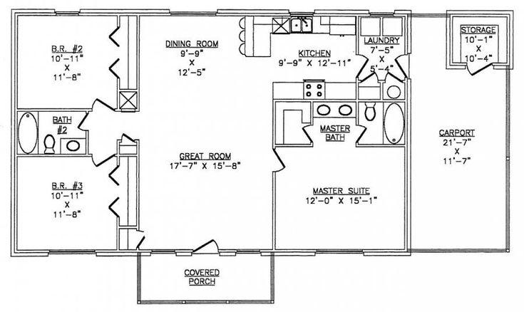 Metal Building Home Floor Plans 64 Pictures Photos