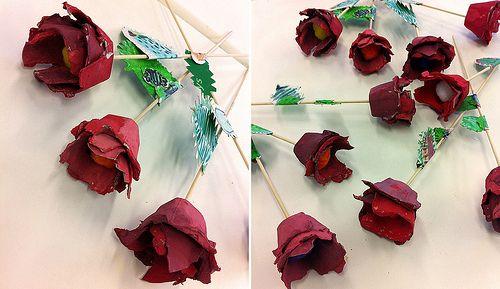 Sant Jordi 2013 Roses