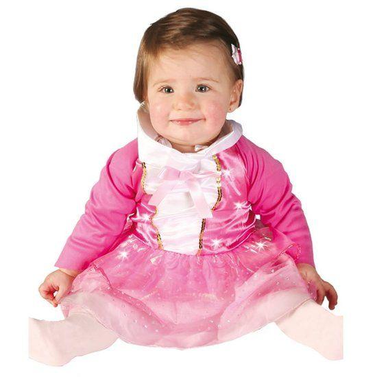 Roze prinsessenjurk voor baby's #prinses #baby #prinsessenjurk