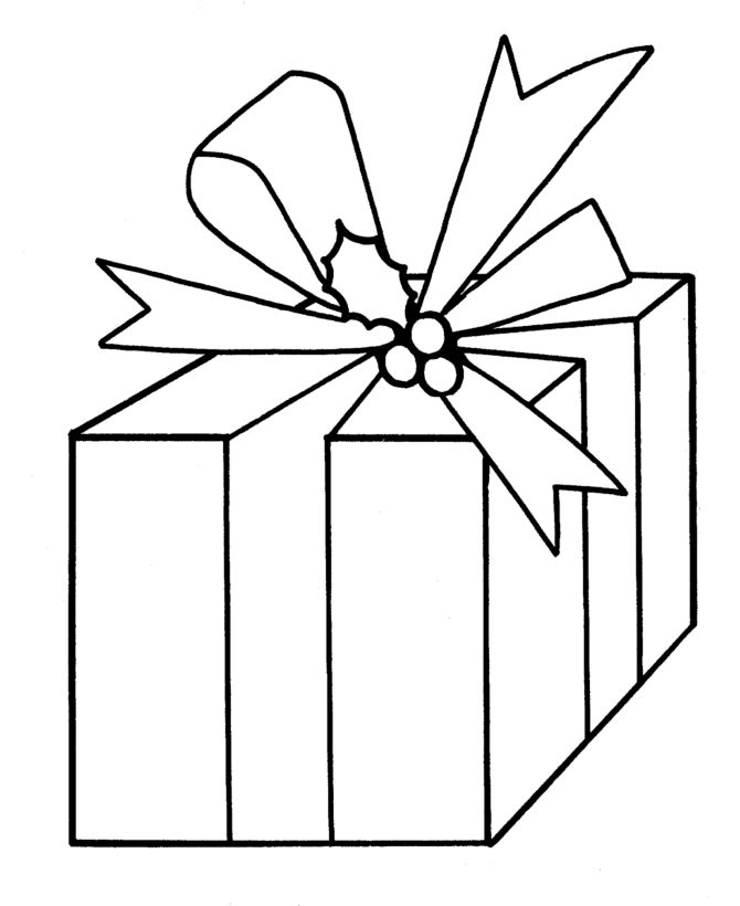 22 best coloring images on pinterest   drawings, christmas ... - Christmas Presents Coloring Pages