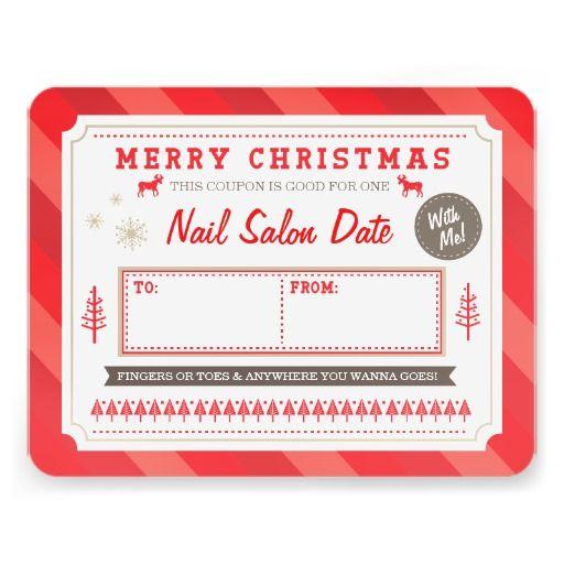 Custom coupons gift