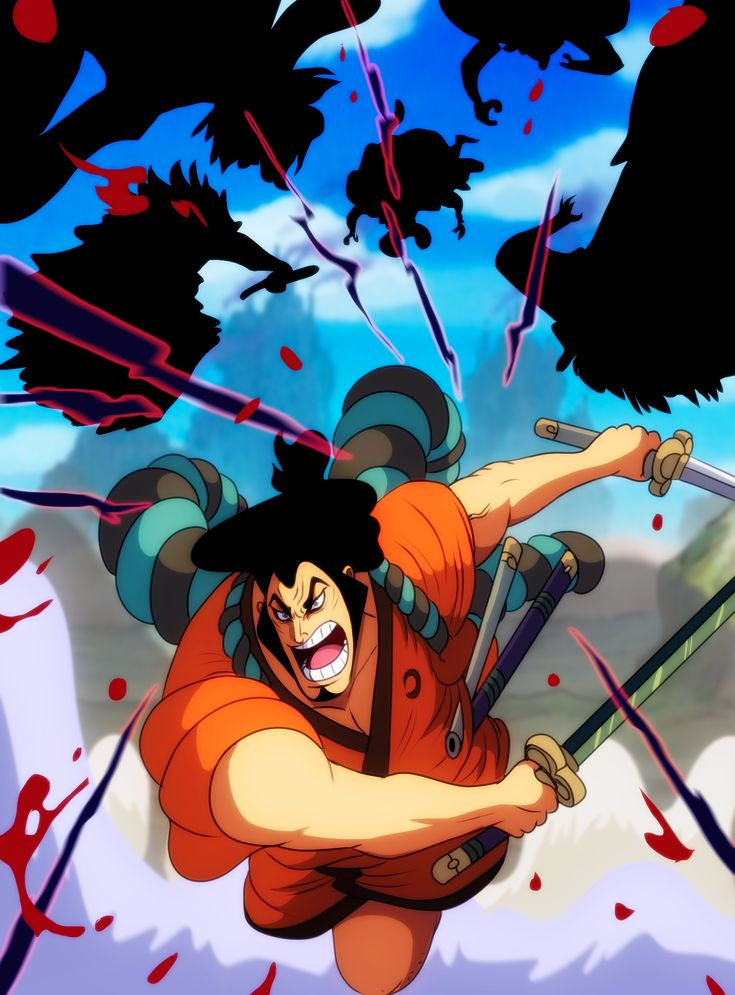 Oden (One Piece Ch. 970) by bryanfavr on DeviantArt | One ...