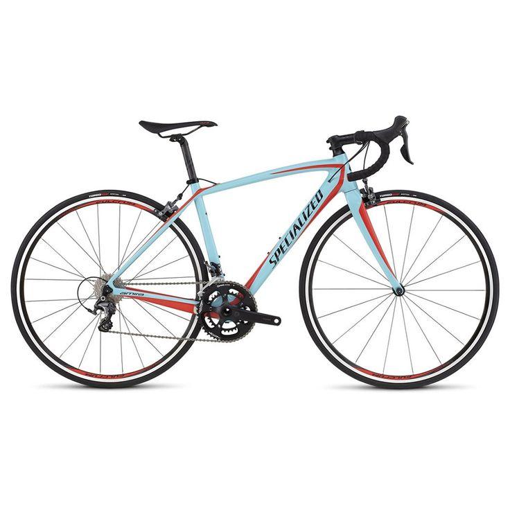 2016 Specialized Amira SL4 Comp Carbon Ladies Road Bike - Blue £1,499.99