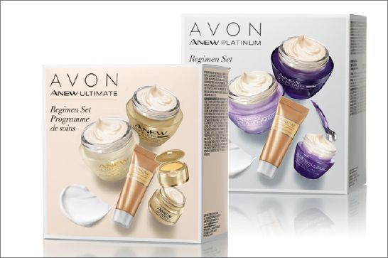 Anew is our premier line of products to address key signs of aging. Check out ANEW Platinum and ANEW Ultimate.