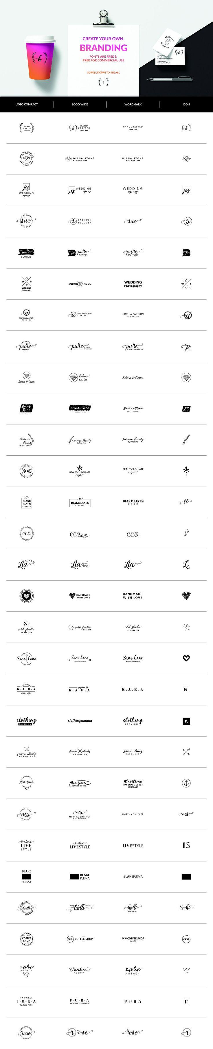 30 Premade Logos – Feminine Edition by AgataCreate on @creativemarket #BADGE #LABEL #LOGO #LOGOS #BLACK #JETBLACK #MINIMAL #ELEGANT #READY #TO #USE #PREMIUM #RETRO #VINTAGE #FEMININE #MASCULINE #TYPOGRAPHY #TYPO #KIT #HIPSTER #WOMAN #LADY #beauty #BRAND #BRANDING #feminine #CIRCLE #DECORATIVE# CORPORATE #DESIGN #CORPORATE #DESIGN #FASHION #BUNDLE #SET #BLOG #BLOGGER #EDITABLE #READY #USE #PREMADE #PRINT #MINIMALISTIC #leaf #leavs #MODERN #diy #ILLUSTRATOR #PHOTOSHOP #gradient #sewing #spa