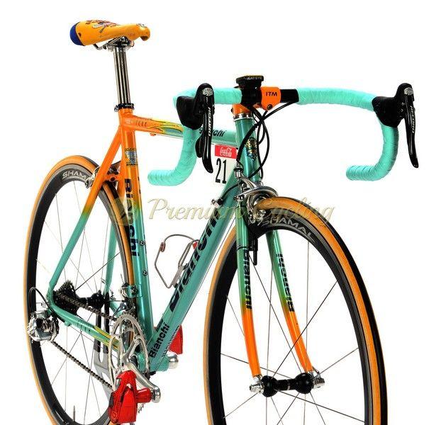 Marco Pantani Mercatone uno 2000 Cycling Summer Set 9d Gel Pad